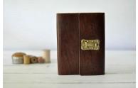 Italian Leather Diary
