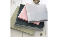 Velvet Photo Album - Several colors, 3 sizes - from Blue Sky Papers