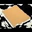 Rustic Leather iPad Skin - Buckskin - Blue Sky Papers