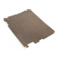 Rustic Leather iPad Skin - Dark Brown - Blue Sky Papers
