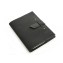 Switchback Writing Journal - Black Leather
