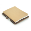 Rustic Leather iPad Portfolio - Machine Sewn - Composition Book