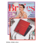 Leather Passport Holder - As featured in Brides magazine