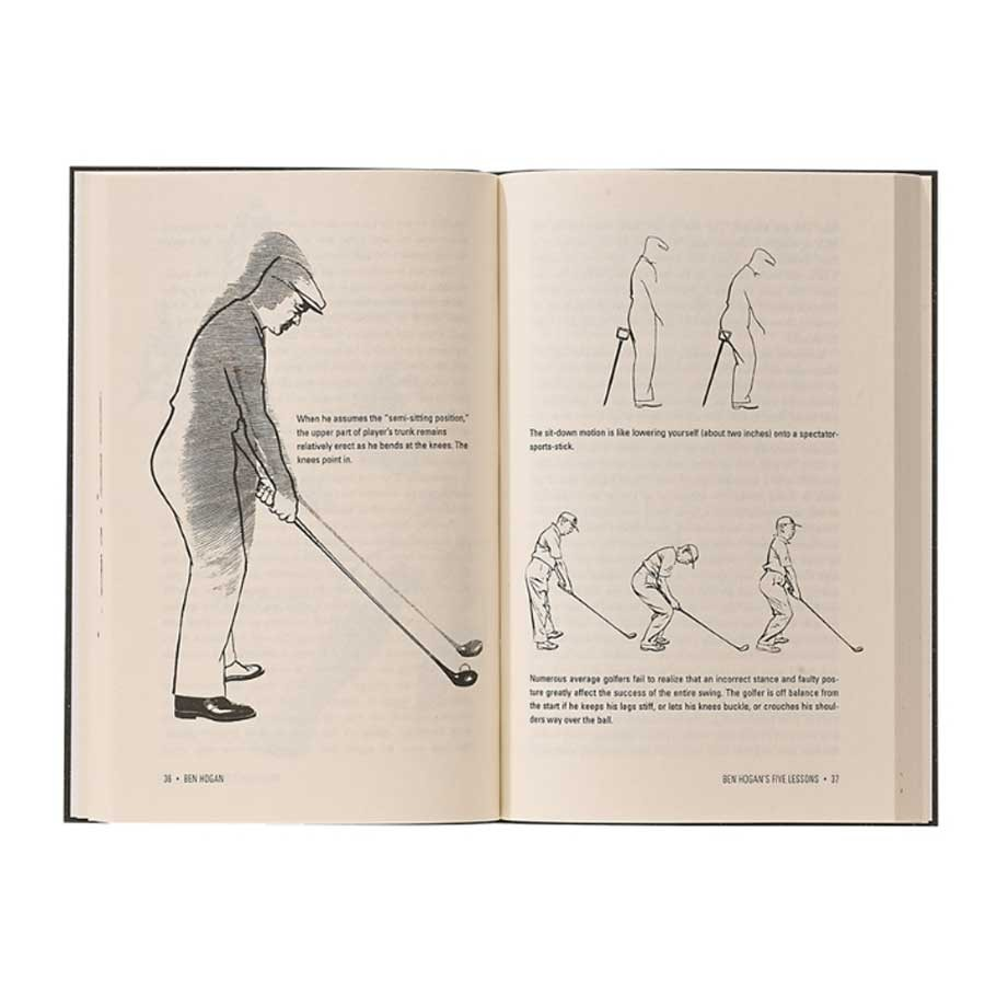 Five Lessons the Modern Fundamentals of Golf