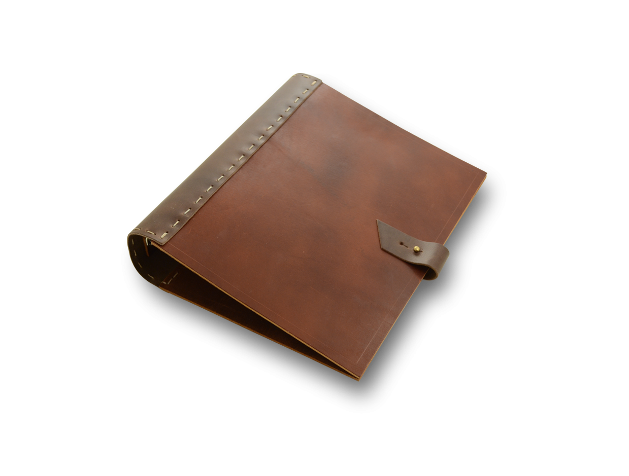 Leather Ring Binders Usa