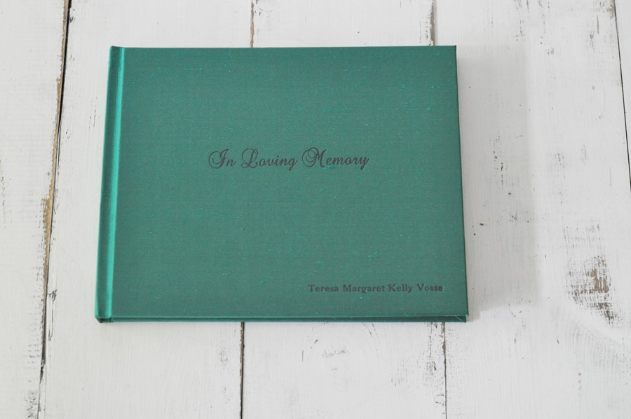 in loving memory memorial sign in book a treasured keepsake by