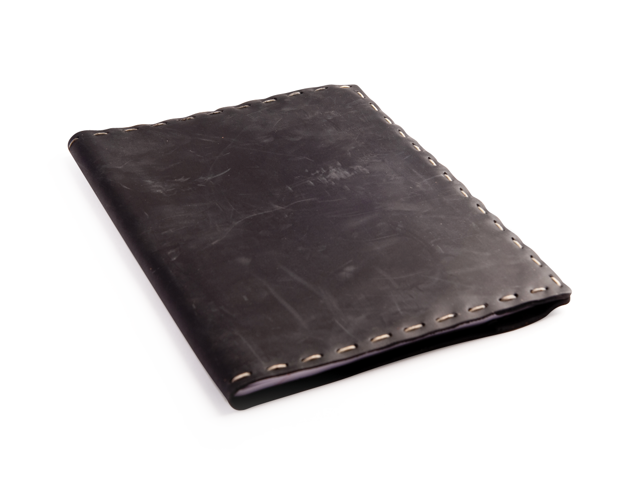Cookbook Black Cover ~ Black leather book cover imgkid the image kid