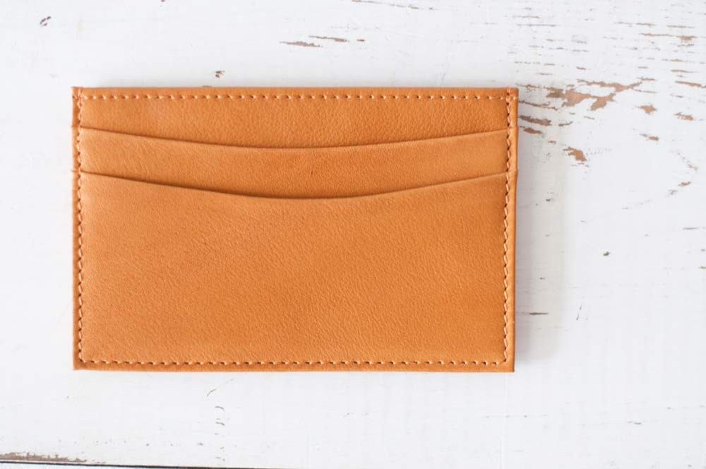 Leather Business Card Holders by Blue Sky Papers