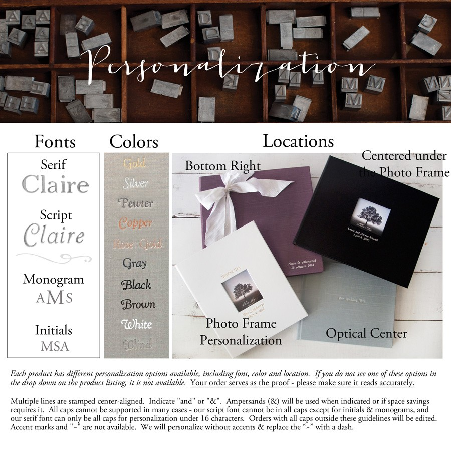 photo booth guest book by blue sky papers