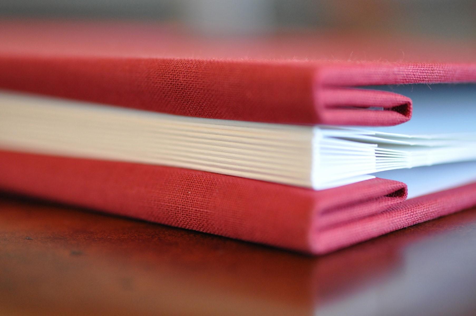 bridal shower guest book keepsake spine