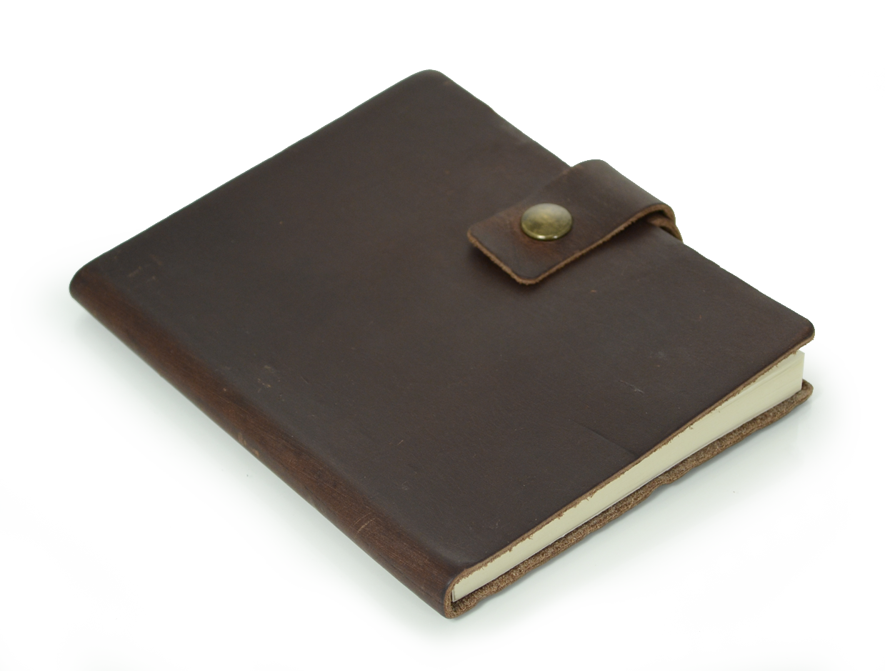 Rustic Leather NotebookThe Ranger By Blue Sky Papers