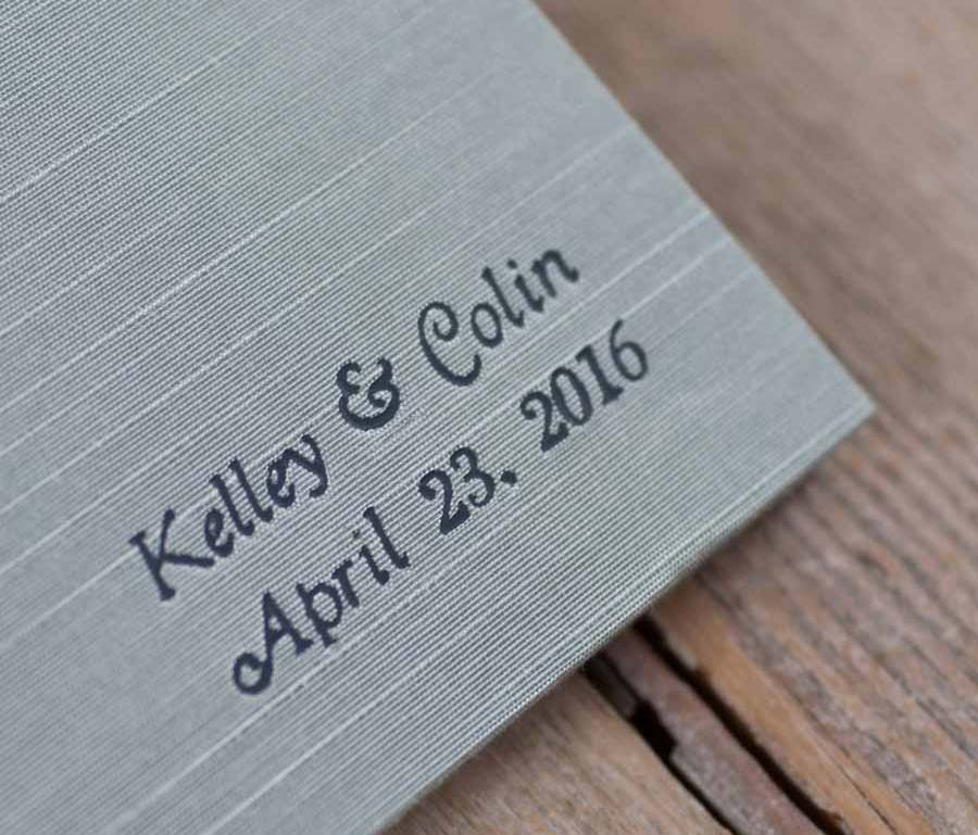 Personalized Names on Books by Blue Sky Papers