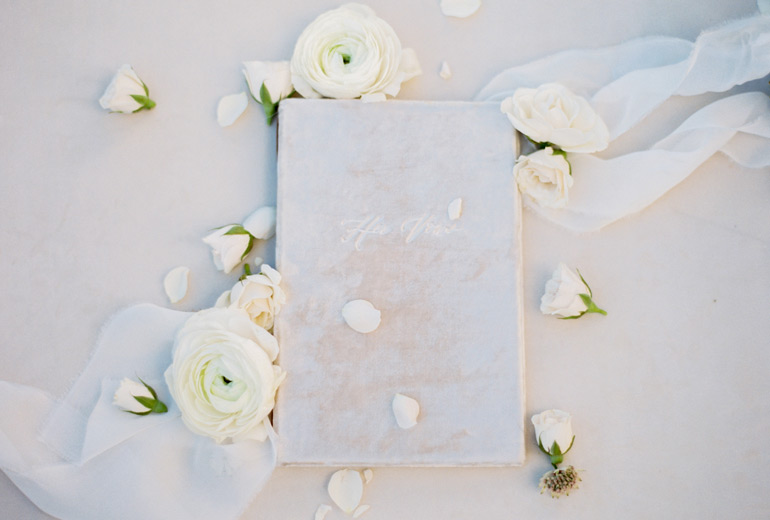Wedding Vow Books by Blue Sky Papers