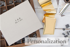 Info on Personalized Guest Books, Albums & Memory Books