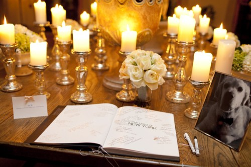 Guest Book Table 500x333