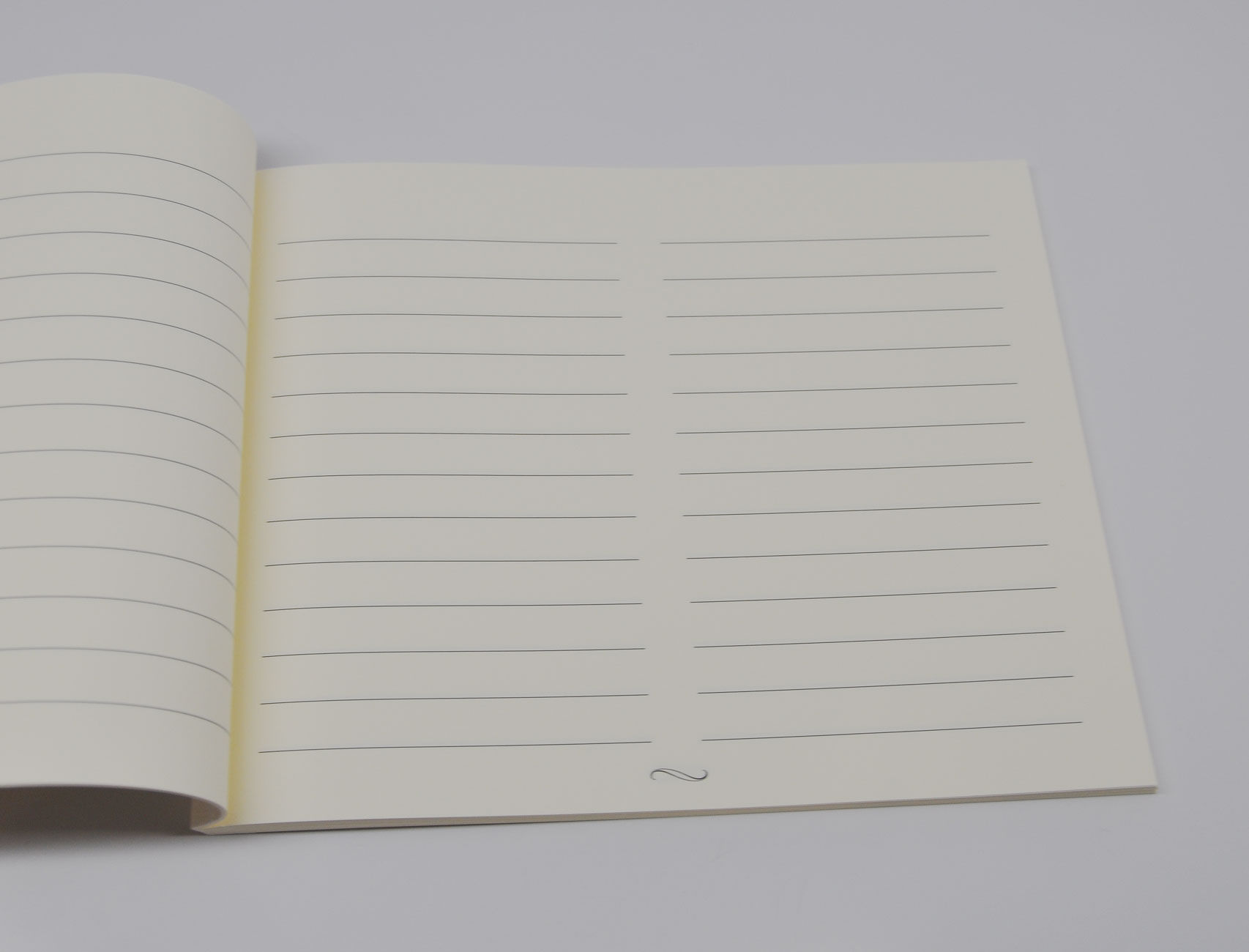 Address book blank page template